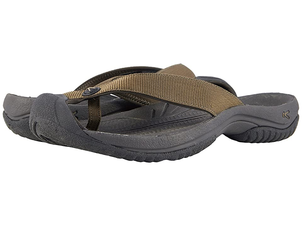 Keen Waimea H2 (Dark Olive/Black Olive) Men