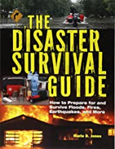 دليل البقاء على قيد الحياة في حالات الكارثة: كيفية الاستعداد للفيضانات والحرائق والزلازل وغيرها الكثير.