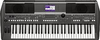 YAMAHA PORTATONE digital electronic keyboard piano PSR-S670 61 keys PSRS670 Black
