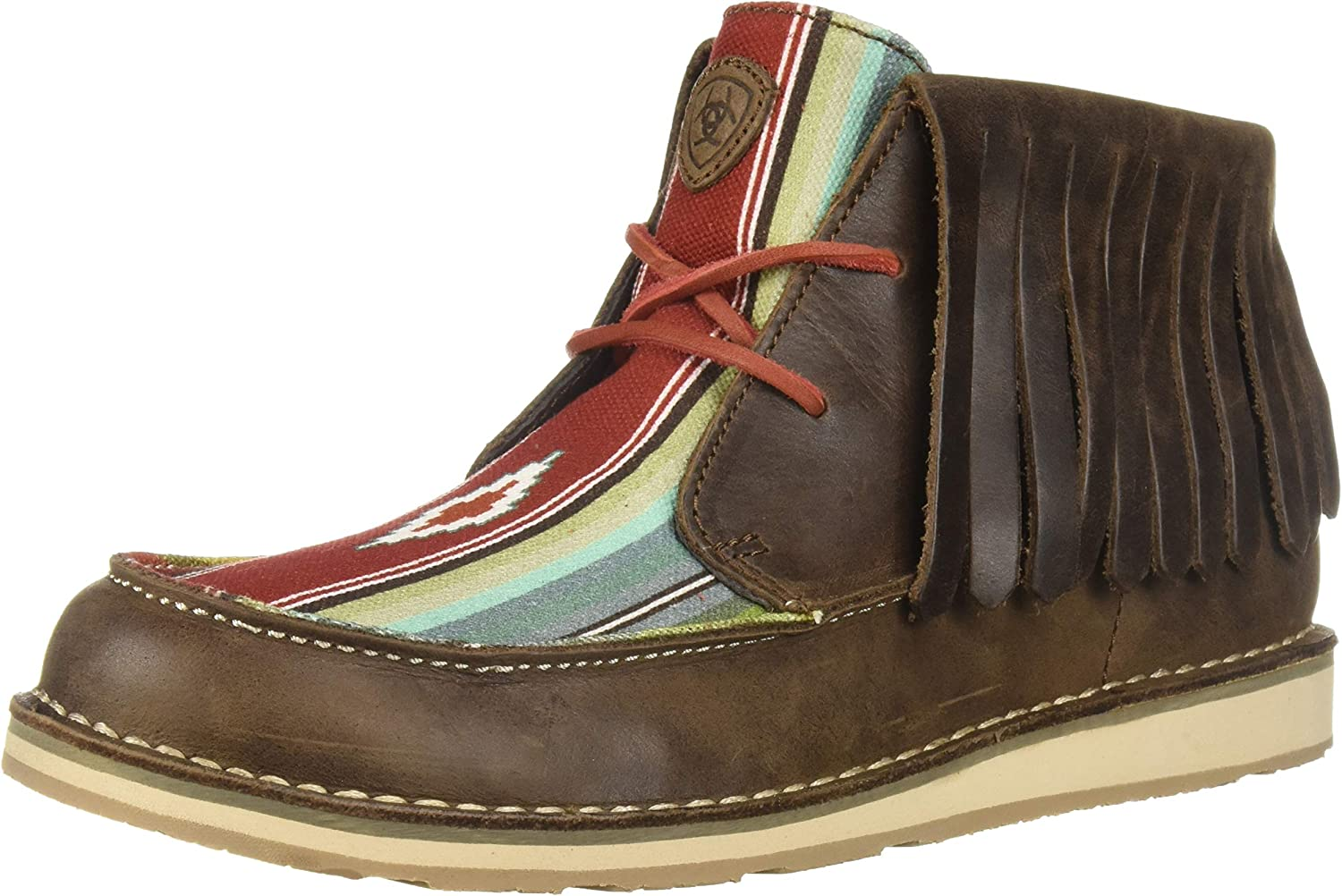 Ariat Women's Cruiser Fringe Work Boots