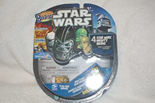 Star Wars Mighty Beanz with Exclusive Clone Wars Character (Luke Skywalker)