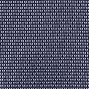 Phifertex Standard Vinyl Mesh Navy Blue Fabric by The Yard