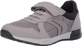 GEOX Unisex-Child Alfier Boy 6 Velcro Sneaker Multi Size: