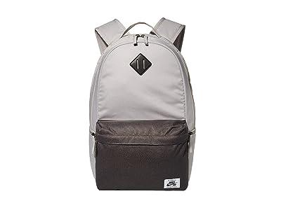 Nike SB Icon Backpack (Atmosphere Grey/Thunder Grey/White) Backpack Bags