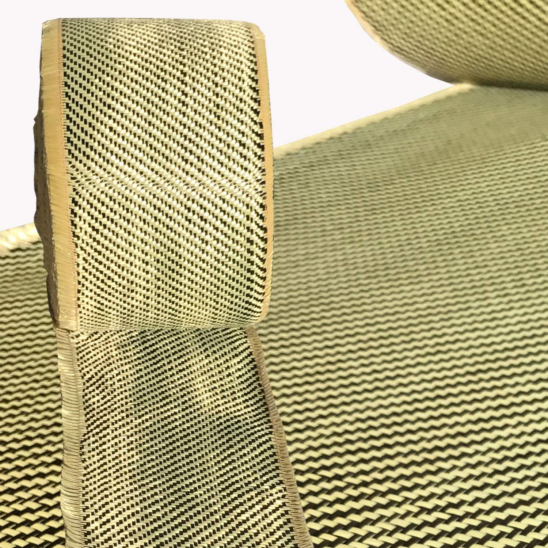 Kevlar Fabric- YEL 4