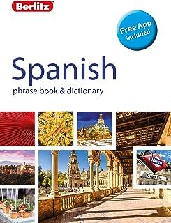 Berlitz Phrase Book & Dictionary Spanish (Bilingual dictionary) (Berlitz Phrasebooks)