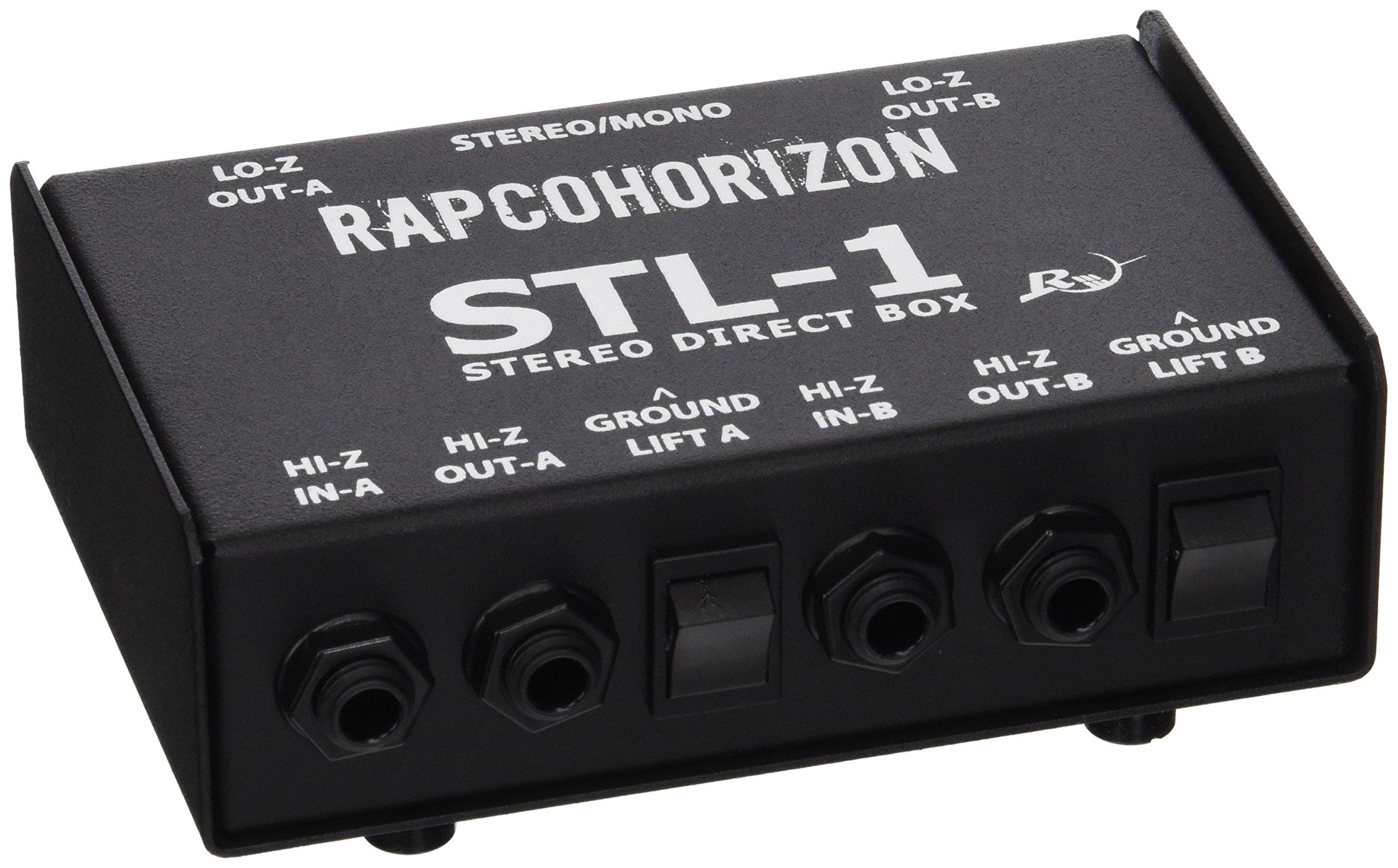 Rapco Horizon DB-1 - Caja pasiva directa: Amazon.es: Instrumentos ...