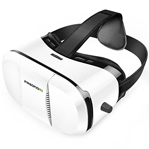cf2b050a47fd Pasonomi VR Glasses - 3D Virtual Reality Headset for iPhone 7  7 Plus 6s