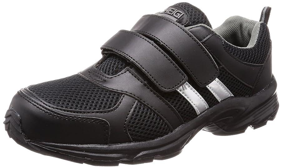 コーンウォールピンポイントスポークスマン安全靴 軽作業用 軽量 セーフティーシューズ マジック 先芯入り CM-1711M メンズ
