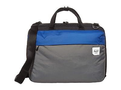 Herschel Supply Co. Britannia (Monaco Blue/Quiet Shade) Messenger Bags