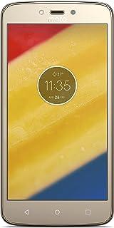 "Smartphone, Motorola, Moto C Plus, PA840010BR, 16 GB, 5.0"", Ouro"