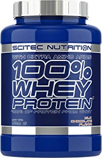 comprar comparacion Scitec Nutrition 100% Whey Protein Proteína, Chocolate con Leche - 920 g