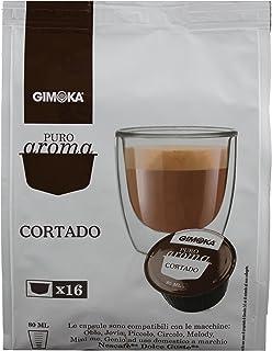 Puro sabor Gimoka Cortado, leche en polvo con café soluble