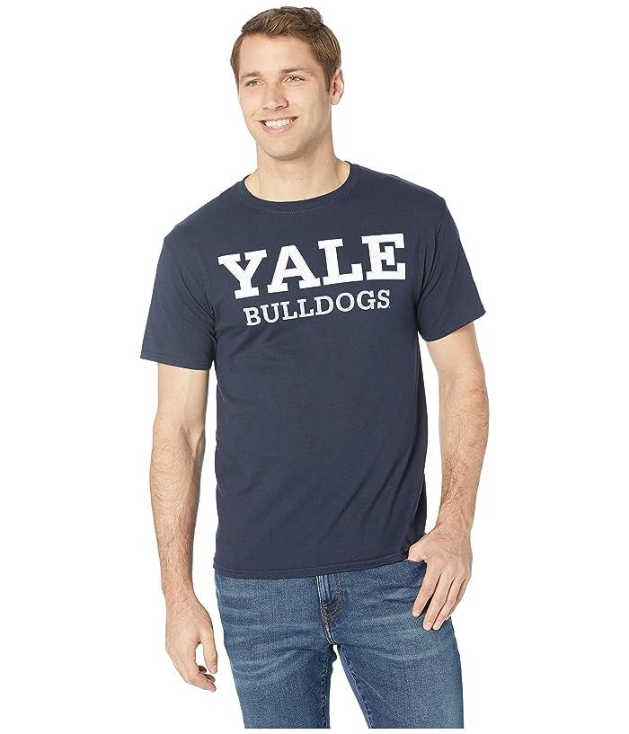 Champion College Yale Bulldogs Jersey Tee (Navy) Boy