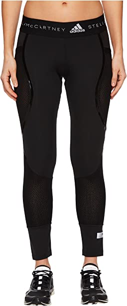 adidas by Stella McCartney Run Ultra Flat Knit Mix Tights CF3978