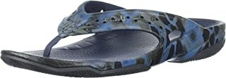 Crocs Unisex-Adult - Swft Kryptek Neptune Dck Flp M Blue Size: