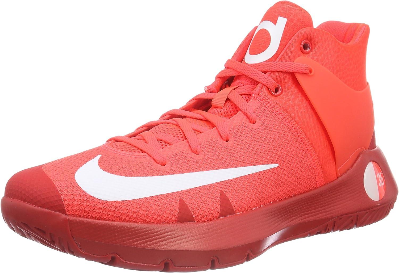 Nike Men's KD Trey 5 IV TB, White Black