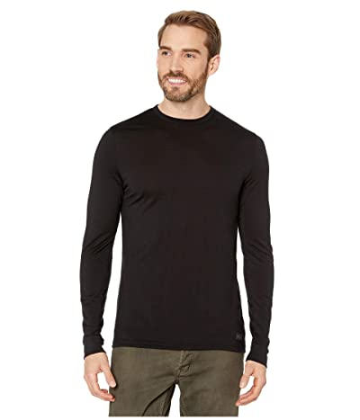 Helly Hansen Merino Mid Long Sleeve (Black 1) Men