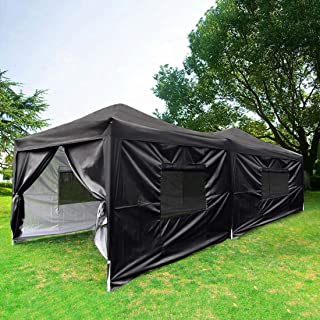 tent for winter party