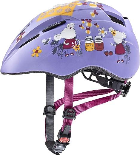 Uvex Unisex Jugend, kid 2 cc Fahrradhelm