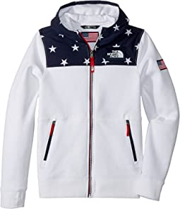 The North Face Kids International Collection Full Zip Hoodie (Little Kids/Big Kids)