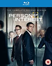 Person of Interest: The Complete Season 2 (4-Disc Box Set) (Blu-ray + UV) (Region Free + Slipcase Packaging + Fully Packaged Import)