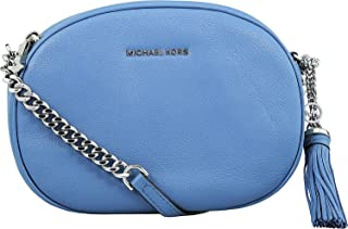 Women's Medium Ginny Leather Crossbody Cross Body Bag