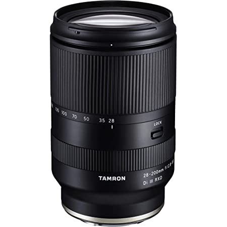 TAMRON 28-200mm F/2.8-5.6 Di III RXD for Sony E-Mount, A071SF