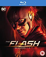 The Flash: Season 1-4 2018