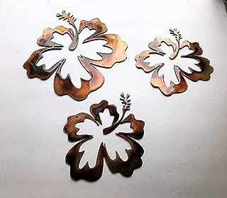 Best hibiscus flower wall art Reviews