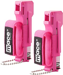 Mace Pepper Spray Jogger Pink - Lot of 2