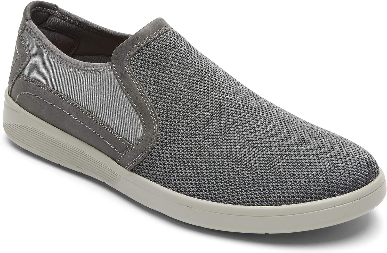 Rockport Men's Caldwell Twin Gore Slipon Sneaker