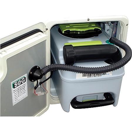 Sog Toilettenentlüftung Typ 3000 A 12 V Entlüftung Für Dometic Ct 3000 Campingtoilette Sport Freizeit