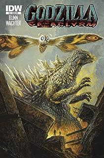 Godzilla Cataclysm #4 (of 5) Subscription Variant