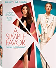 a simple favor blu ray release