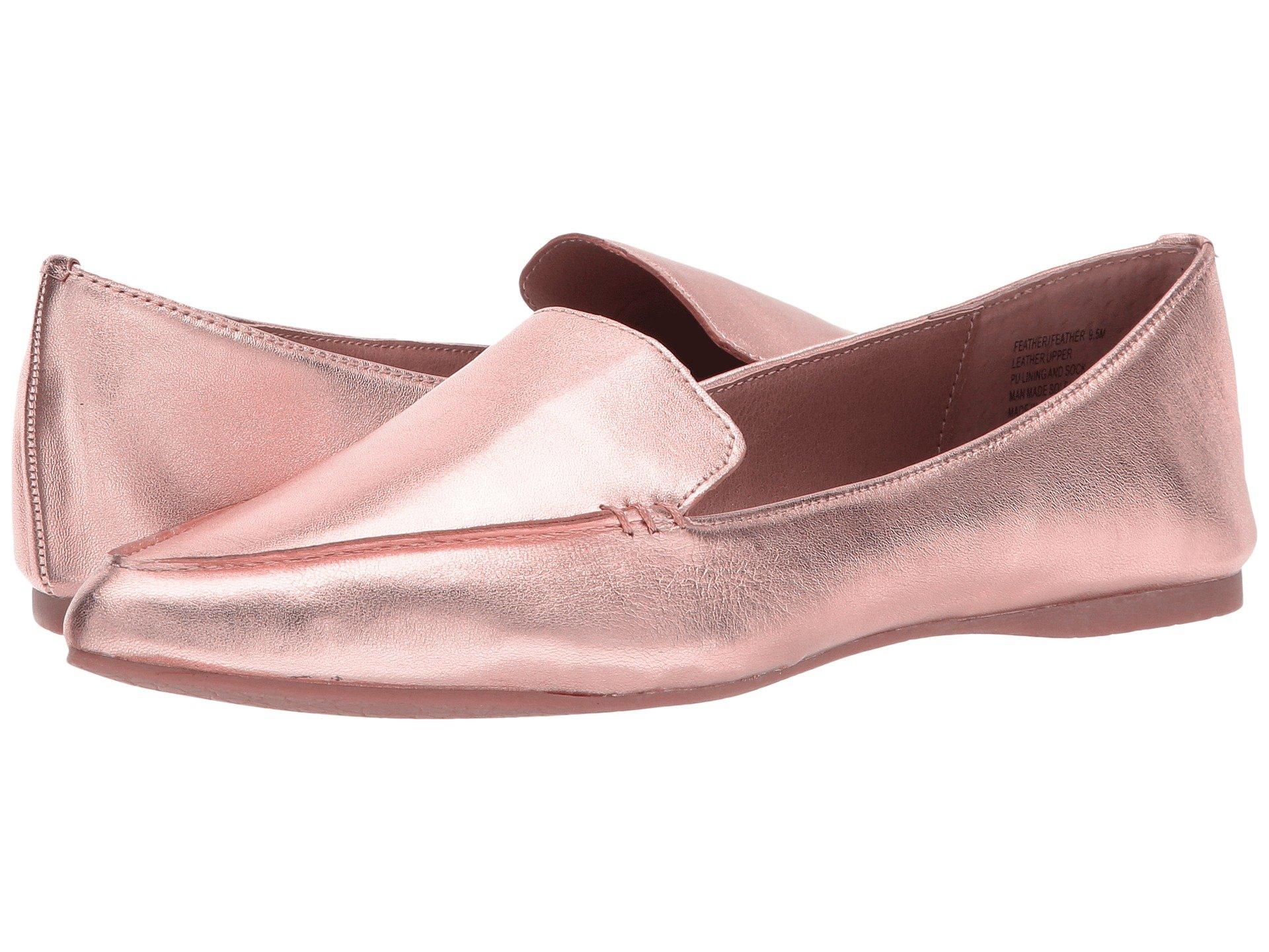Baletas para Mujer Steve Madden Feather Loafer Flat  + Steve Madden en VeoyCompro.net