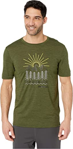 Merino Sport 150 Mountain Morning Tee