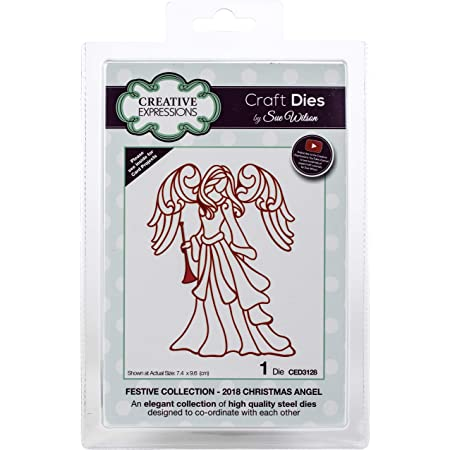 Neues Design Craft Metal Cutting Stanzungen Star Angel Kid Dekoration Sammelalbum Album Paper Card Craft Embossing Stanzungen