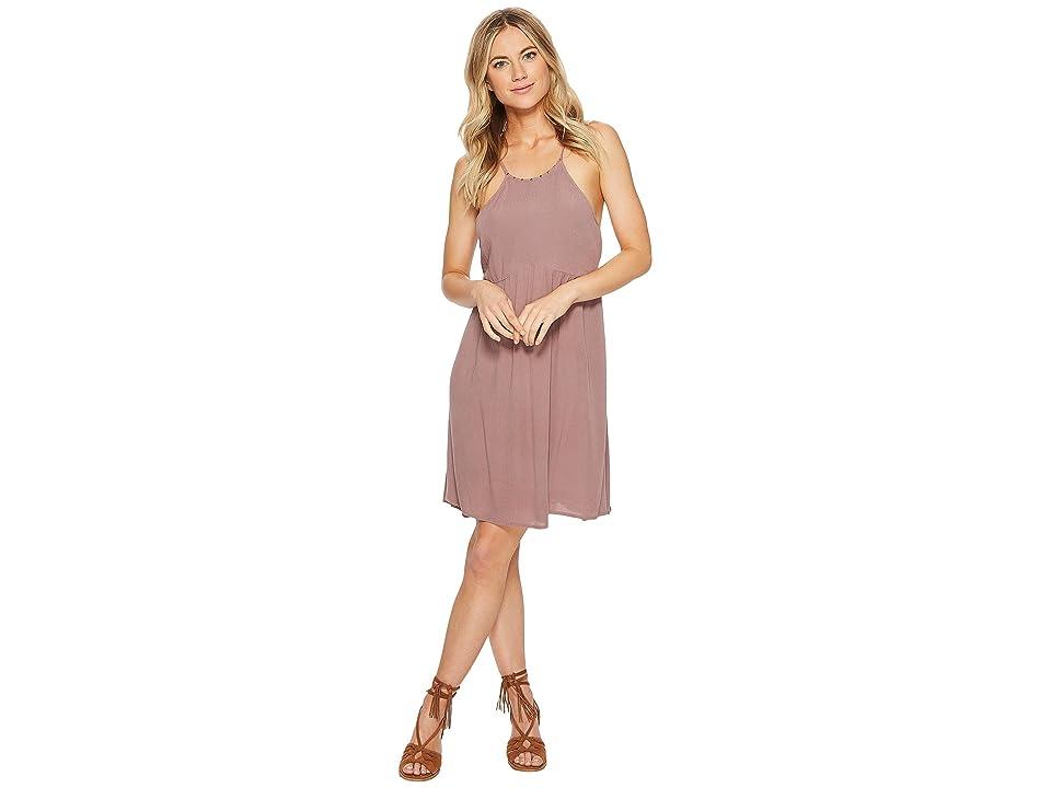 Volcom What A Stud Dress (Purple Haze) Women