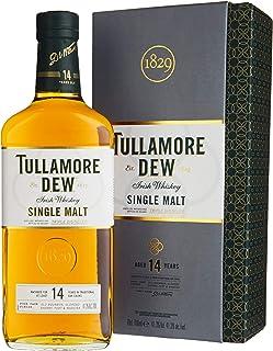 Tullamore DEW Irish Whiskey 14 Jahre mit Geschenkverpackung 1 x 0,7 l