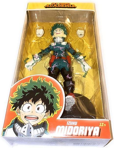 McFarlane Toys My Hero Academia Izuku Midoriya Variant Quirk 运动人偶