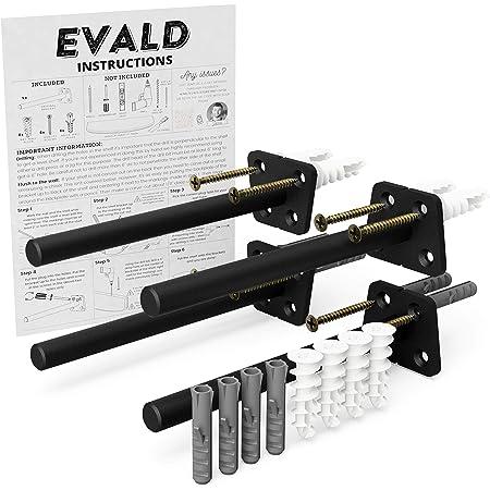 The Improved Floating Shelf Hardware by EVALD