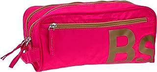 849baa3015e0d6 Bensimon Trousse de Toilette Cosmetic, Accessoires petite maroquinerie -  Rose fluo