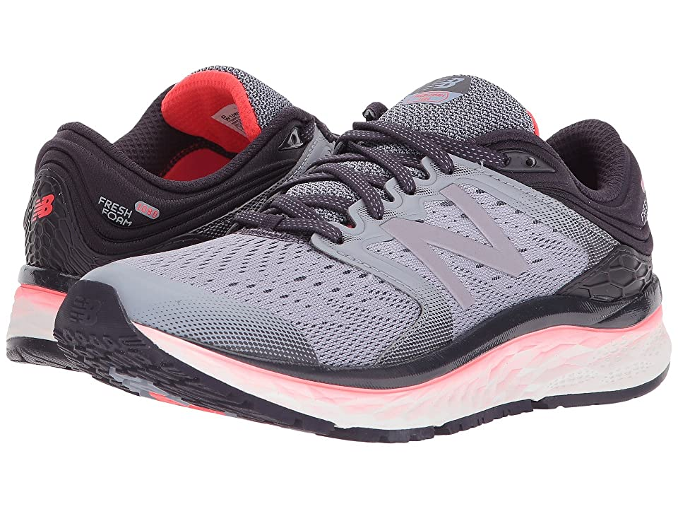 New Balance Fresh Foam 1080v8 (Elderberry/Vivid Coral/Daybreak) Women