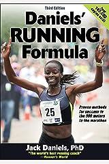 Daniels' Running Formula Paperback