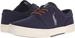 Newport Navy/Basic Grey Canvas