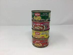Variety Curry Paste 4pk Green, Red, Masaman, & Panang Curry