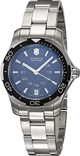Women's 241305 Alliance Sport Lady Black Dial Watch