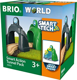 BRIO World - Smart Tech Railway - Action Tunnel Pack