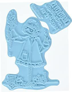 Stamping Bella Tiny Townie Sage The Scientist Cling Rubber Stamp, 6.5